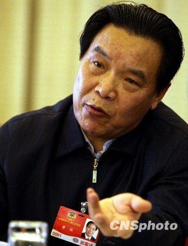贵州原政协主席黄瑶被撤其腐败新闻连续曝光