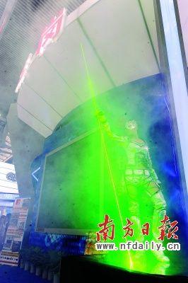 组图:深圳高交会精彩纷呈