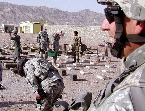 美军认为增兵1.3万策略无助阿富汗战局(图)