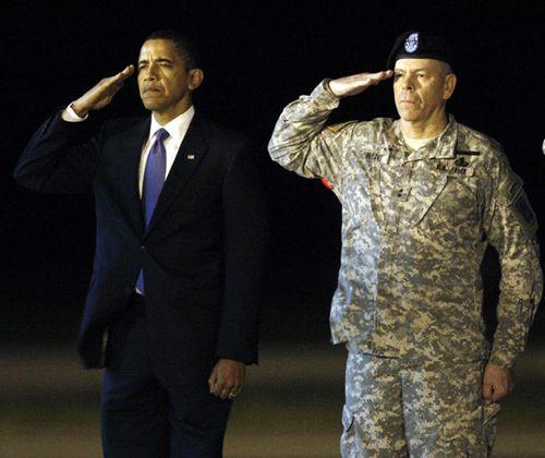美民众阿战支持率再创新低 奥巴马将出新战略