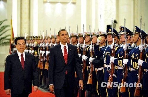 俄媒关注奥巴马访华:中美元首心平气和充满乐观