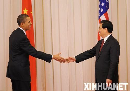 中美关系新发展具有战略意义