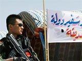 武警在伊拉克守卫中国油田