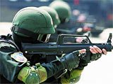 揭秘中国武警反恐特勤部队