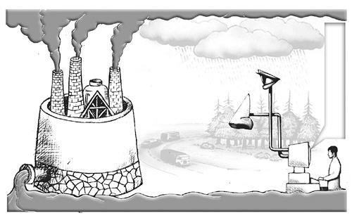 节能环保的手抄报; 侵权责任法草案环境污染举证; 环保简笔画图片环保