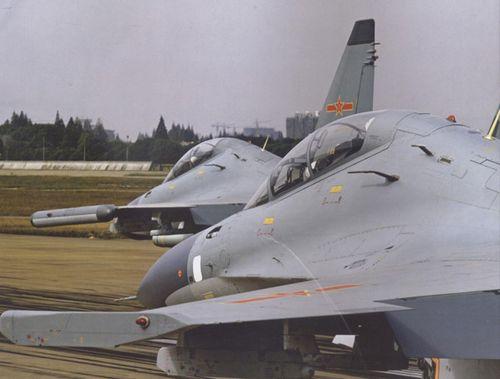 俄称中国歼-11B性能落后苏-35 与苏-30MKK相当