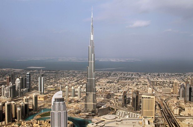 800       Uae Tallest Building In The World