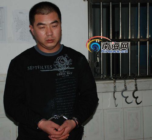 北京灭门案嫌犯三亚落网 逃亡路上每天花上万元