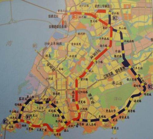 青岛地铁招聘,青岛地铁,青岛地铁3号线线路图图片