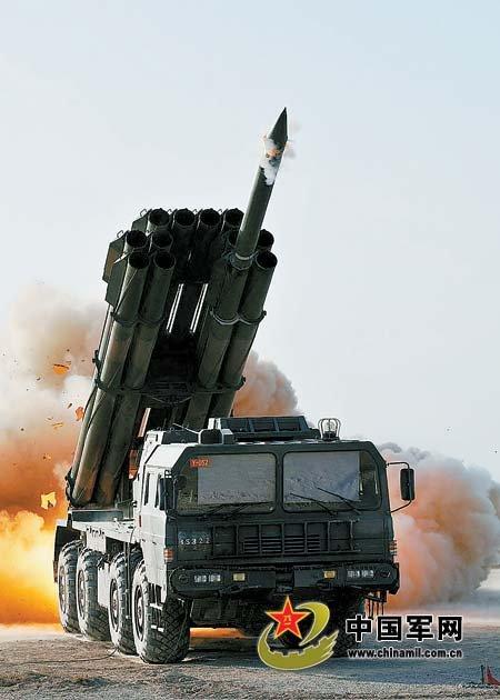 03远程火箭炮_