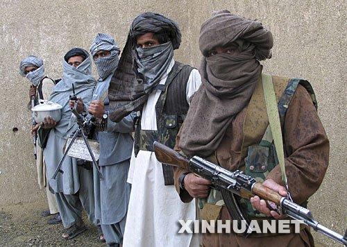 """港媒:美国""""请求""""中国介入阿富汗事务(图)"""