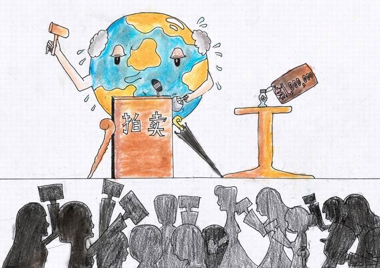 中国儿童画点亮哥本哈根
