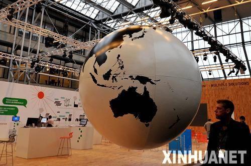 """哥本哈根牵动全球 气候变暖呼唤""""低碳生活"""""""