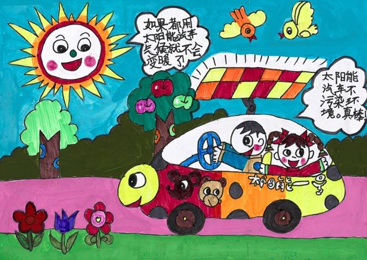 儿童画主题 中秋主题儿童画 以中秋为主题的儿童画图片