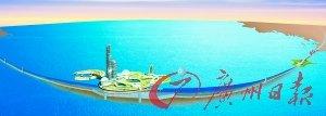 中韩海底隧道明年4月完成基础研究(组图)