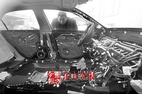 车主4S店修理市价33万元汽车被告知需花39万