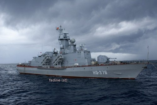 越南建海军民兵部队 称不排除武力夺南海主权