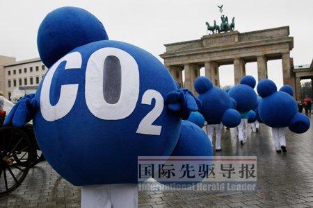 """中国借哥本哈根推""""熊猫标准""""(图)"""