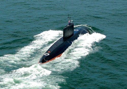 外媒:越南购俄潜艇与中国争夺南海主权(图)