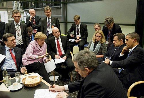 图:媒体称哥本哈根协议草案获通过