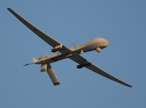 美军考虑加密无人机视频信号 防中俄拦截篡改