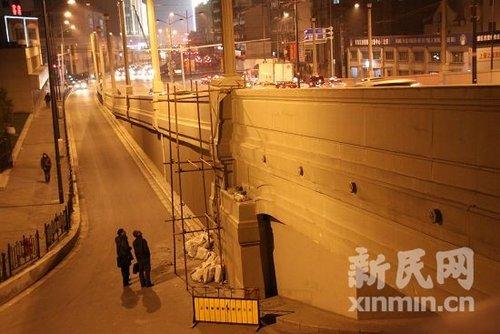 有人什么都敢干:上海新修豆腐渣大桥竟用垃圾充桥墩 - 五味子 - 行万里长路 品五味人生