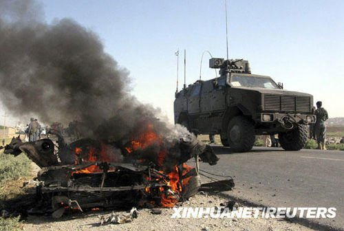 美驻阿中情局基地遭袭内幕:袭击者受邀当线人