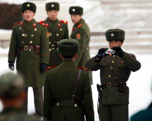 据传在北朝鲜,军人的待遇较高,特别是中高级军官常常有比较优厚的待遇