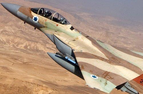 媒体称美国以色列在为攻击伊朗做军事准备(图)