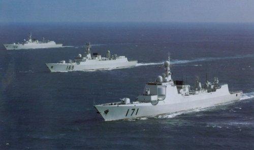 张召忠:2020年中国军力也只能排名世界第五