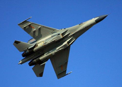 美国称中国歼11B已装WS10A发动机军方表示满意