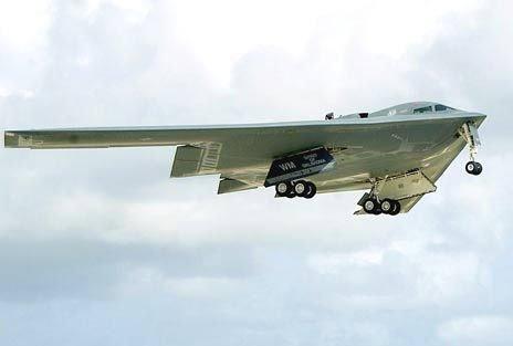 b2轰炸机变身堡垒毁灭者或退出核威慑舞台
