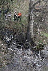 美国加州直升机坠毁 三名科学家死亡