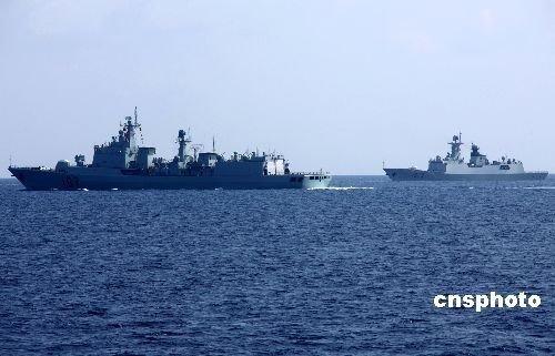 美媒称中国可能谋求在中亚建立军事基地(组图)