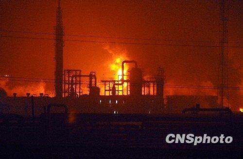 """兰州石化公司""""1·7""""事故死亡人数升至6人"""