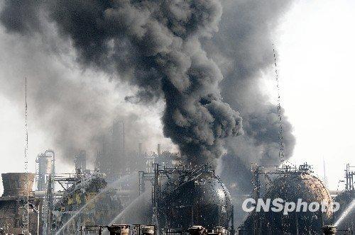 兰州石化公司爆炸事故确认6人罹难 善后工作展开