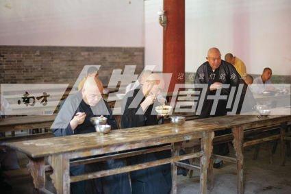 释永信曝与政府恩怨:少林被人卖了
