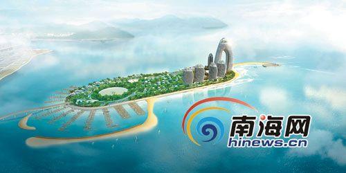 马岩松讲述三亚凤凰岛设计背后的故事
