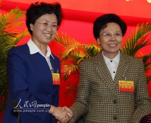 宋秀岩出任全国妇联副主席、书记处第一书记