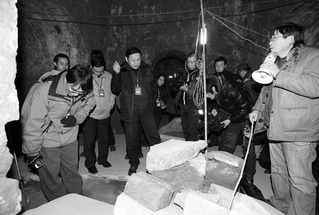 """考古专家称曹操墓""""破格""""当选六大新发现"""
