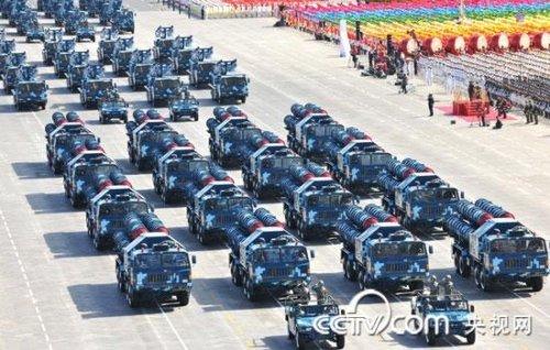 中国反导试验所用拦截弹导弹是最新研制(组图)