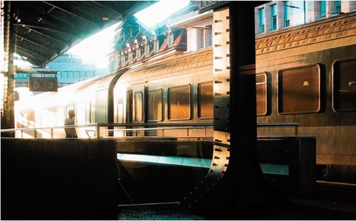 去X城的列车 (原创小小说)