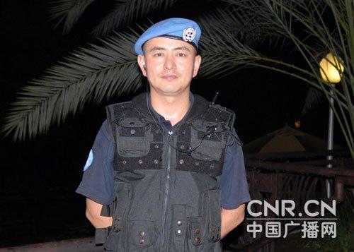 中国幸存维和队员凌晨4点联系家人报平安