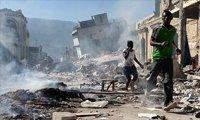 海地首都太子港街头一片狼藉