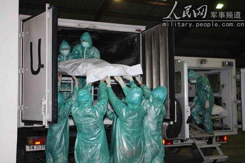 海地总理夫人盛赞武警总医院赴海地中国国际救援医疗队