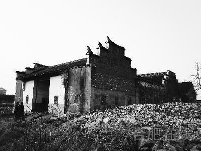 ·请留下安庆城区仅存的家族祠堂