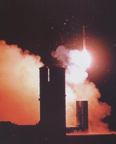 中国反导导弹并非红旗-9 主要应对印度(组图)