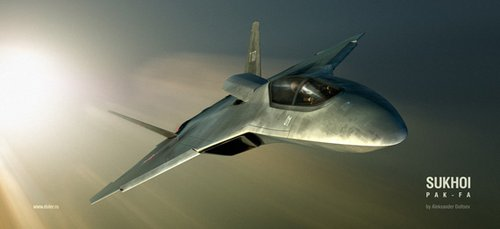 印度空军计划采购250架俄第五代歼击机(图)