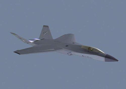 俄媒:中国将军提到未来10年五代机是双发型号