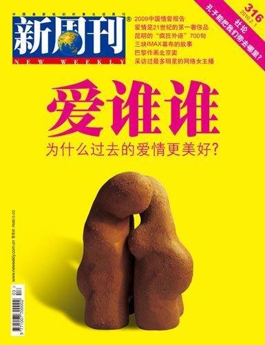 2009中国情爱报告:爱谁谁